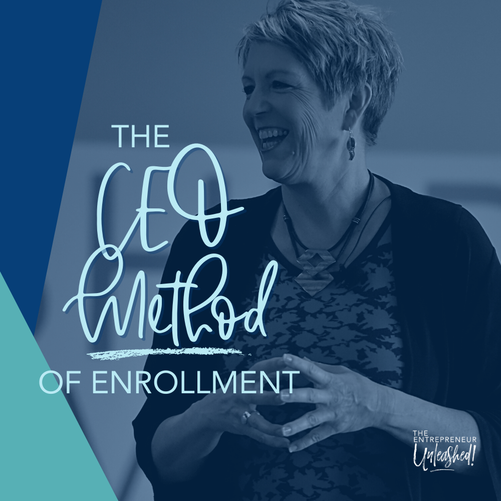 The CEO Method of Enrollment - Patti Keating