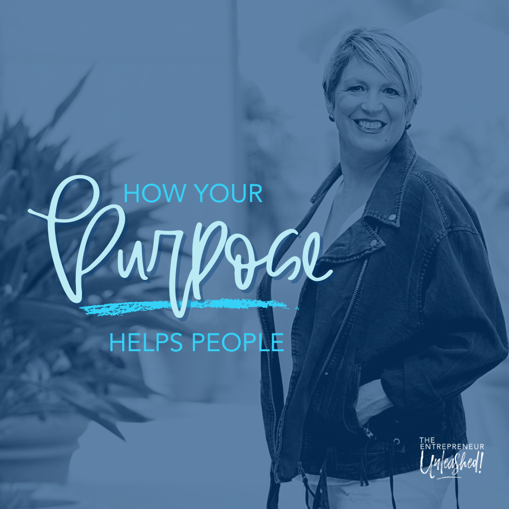 How Your Purpose Helps People - Patti Keating