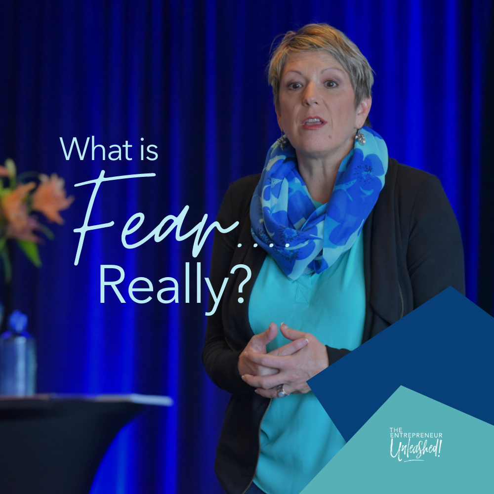 What is Fear - Patti Keating