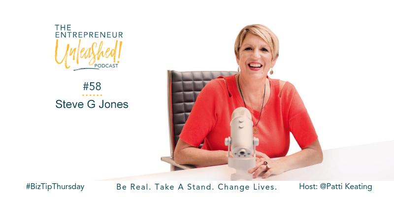 Podcast - Steve G Jones - Business Coaching