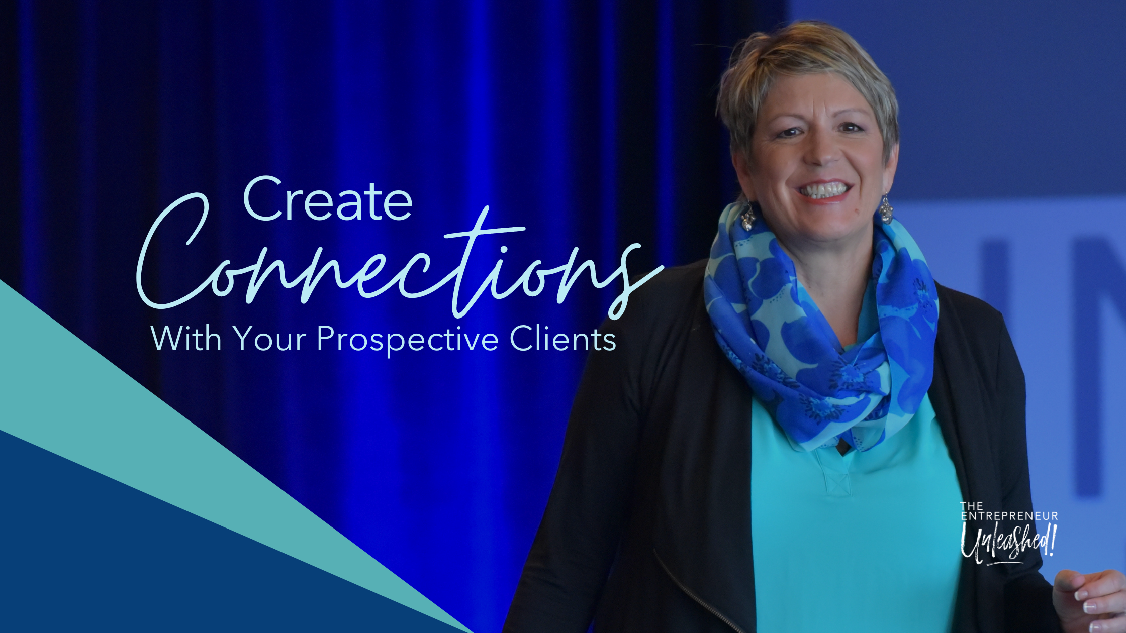 Create Connections with Your Prospect Clients - Patti Keating