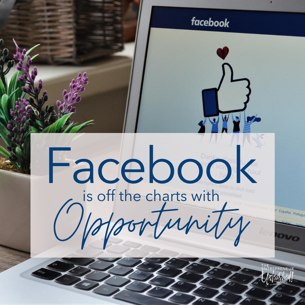 Facebook is off the charts with Opportunity
