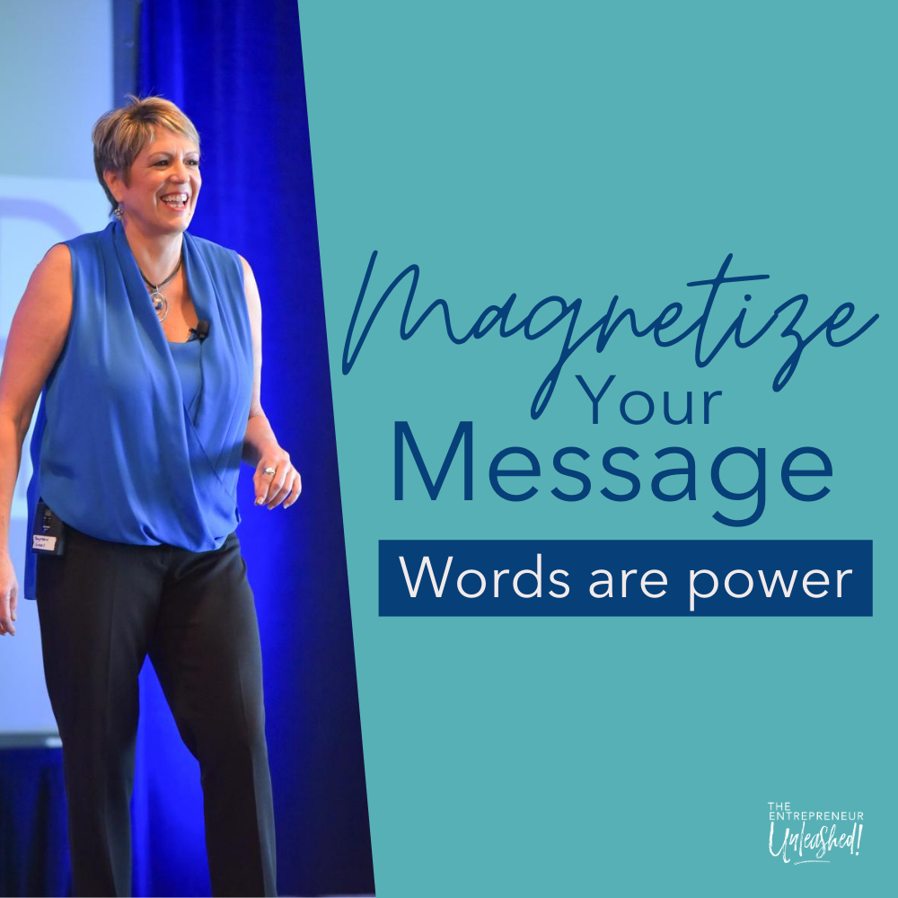 Magnetize Your Message - Patti Keating