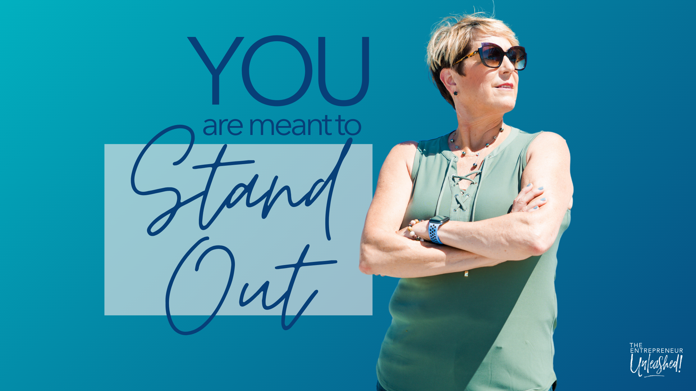 You are meant to Stand Out - Patti Keating