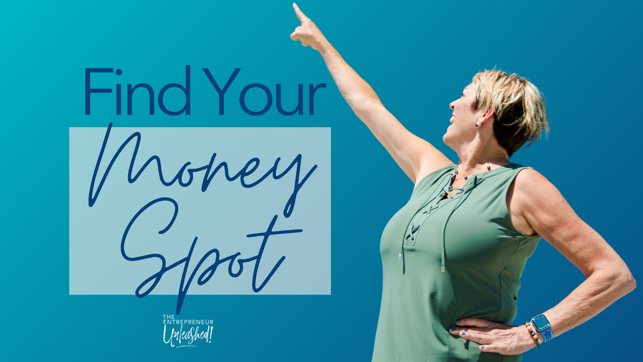 Find Your Money Spot - Patti Keating