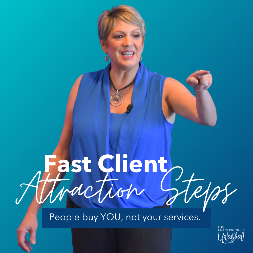 Fast Client Attraction Steps - Patti Keating