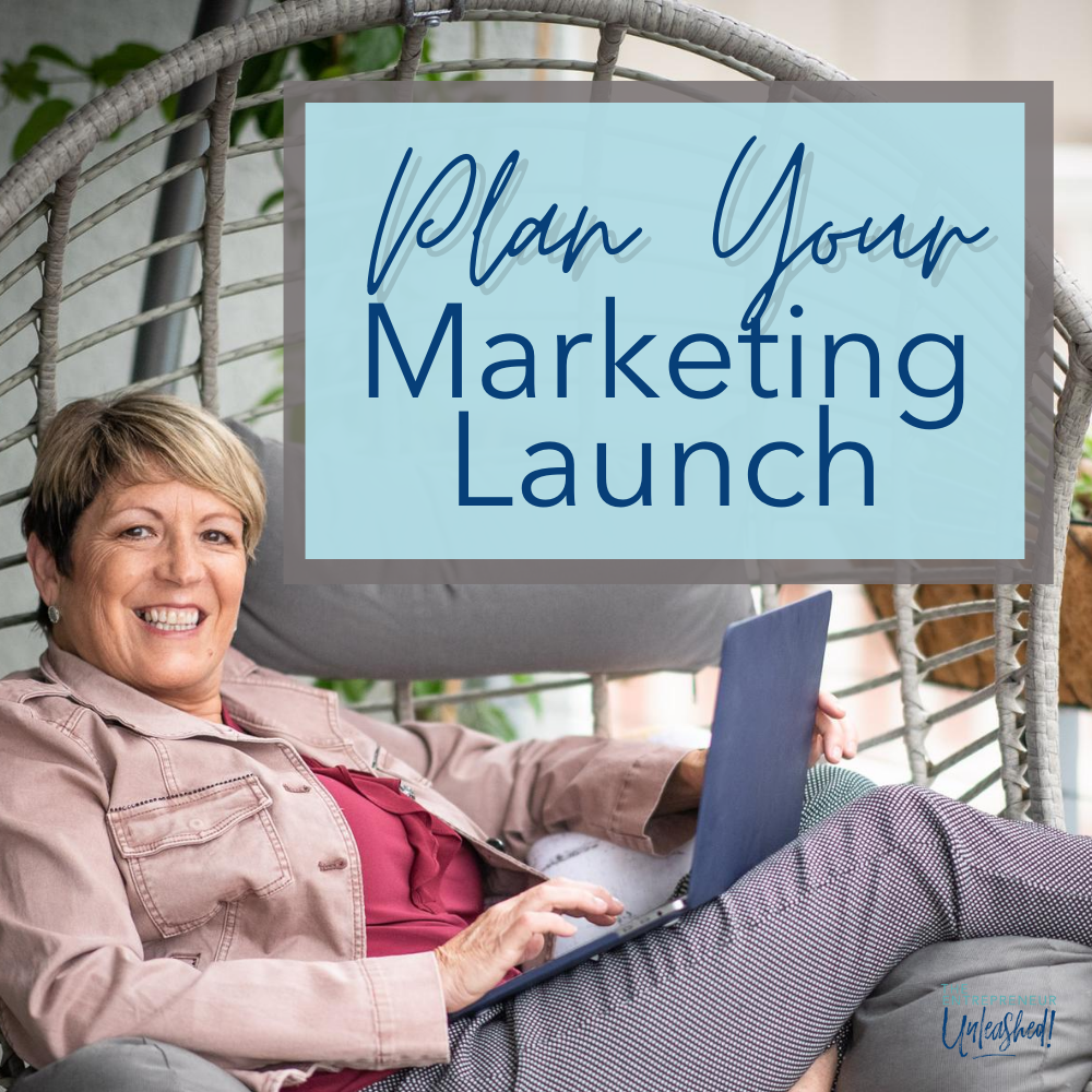 Plan Your Marketing Launch - Patti Keating