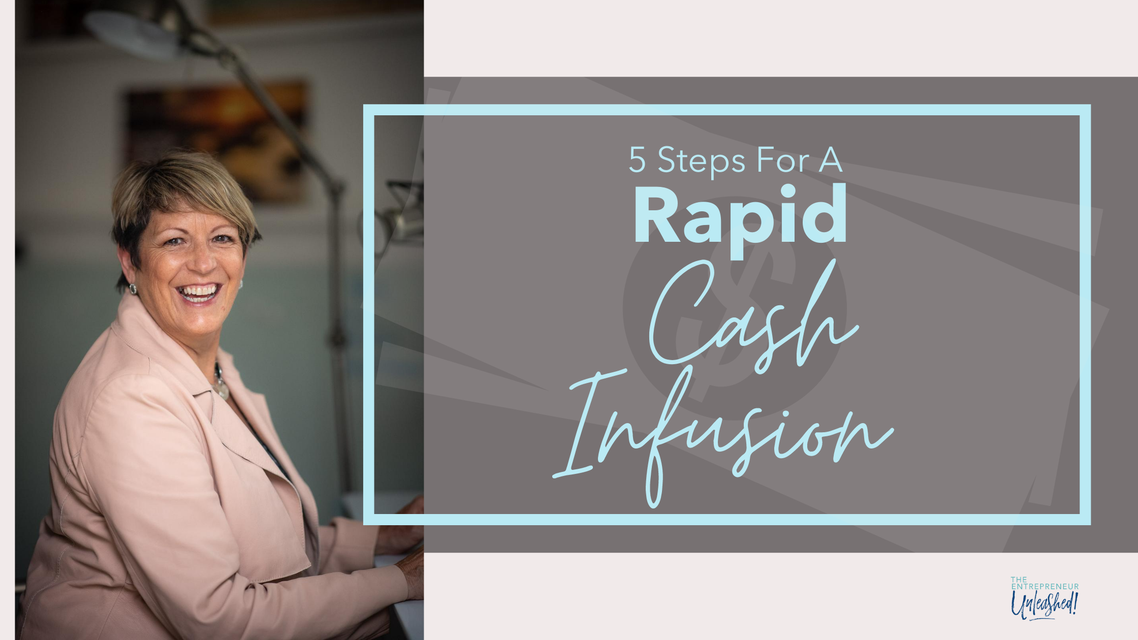 Rapid Cash Infusion