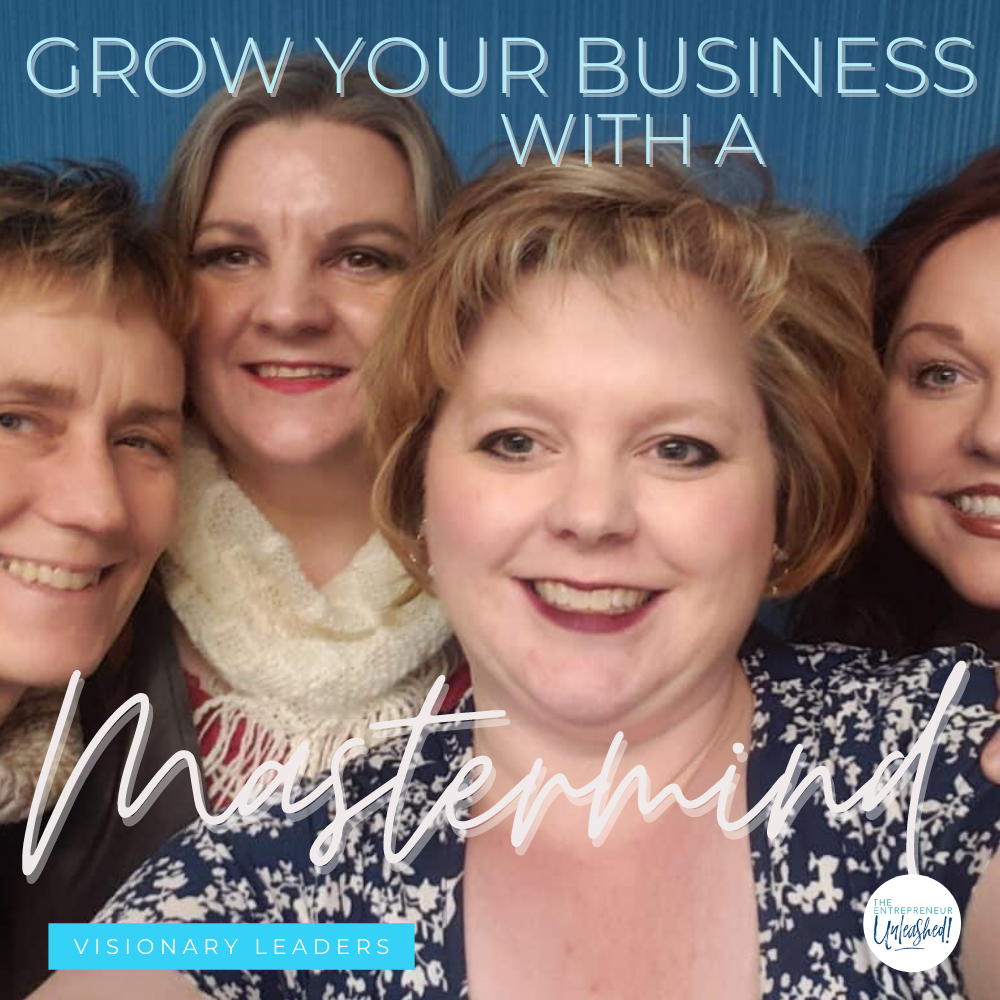 Grow Your Business With A Mastermind - Business Coaching
