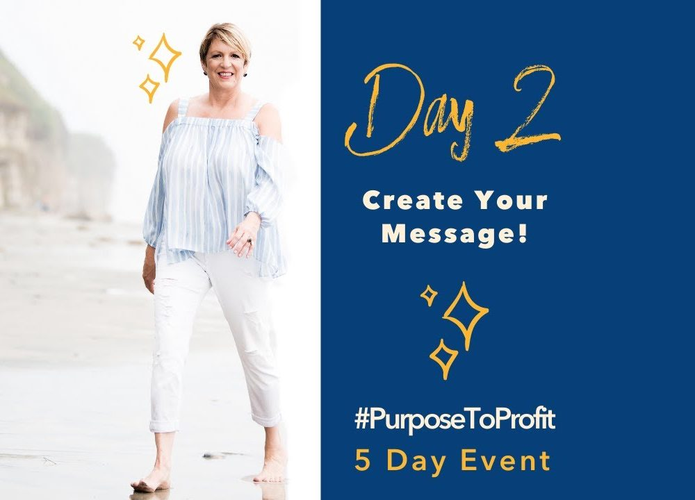 Purpose To Profit Breakthrough Experience: Day 2