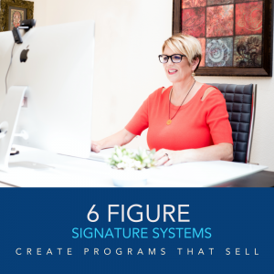 6 Figure Signature Systems - Patti Keating