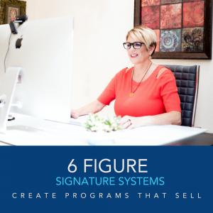 6 Figure Signature Systems - Patti Keating