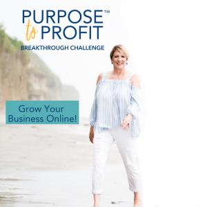 Purpose to Profit Breakthrough Challenge - Patti Keating
