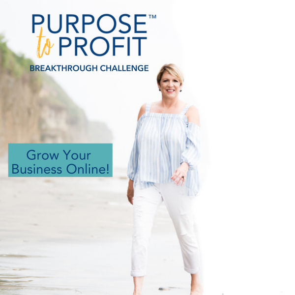 Purpose to Profit Breakthrough Challenge - Patti Keating