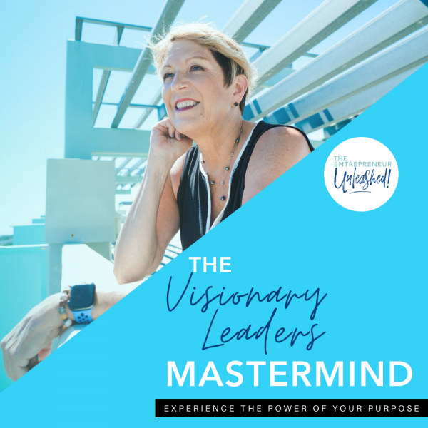 The Visionary Leaders Mastermind - Patti Keating