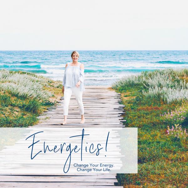 Energetics! - Patti Keating - Ocean background