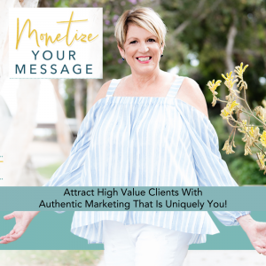 Monetize Your Message - Patti Keating