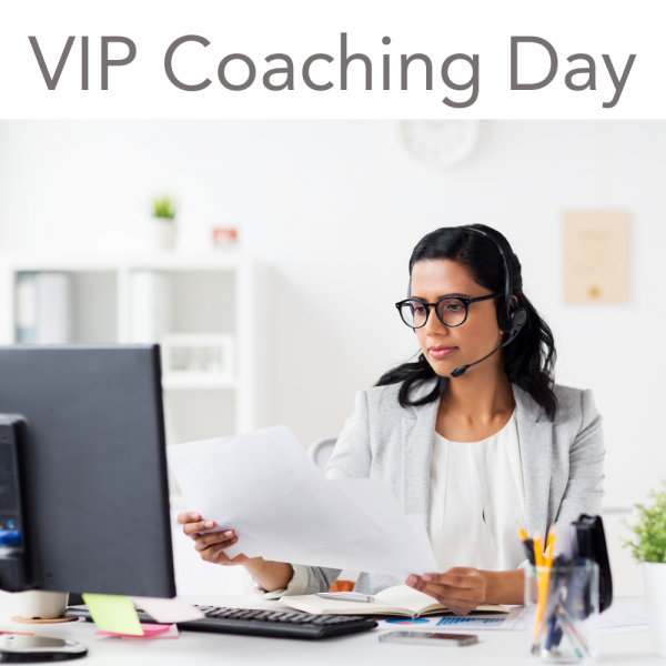 VIP Coaching Day - Business Coaching