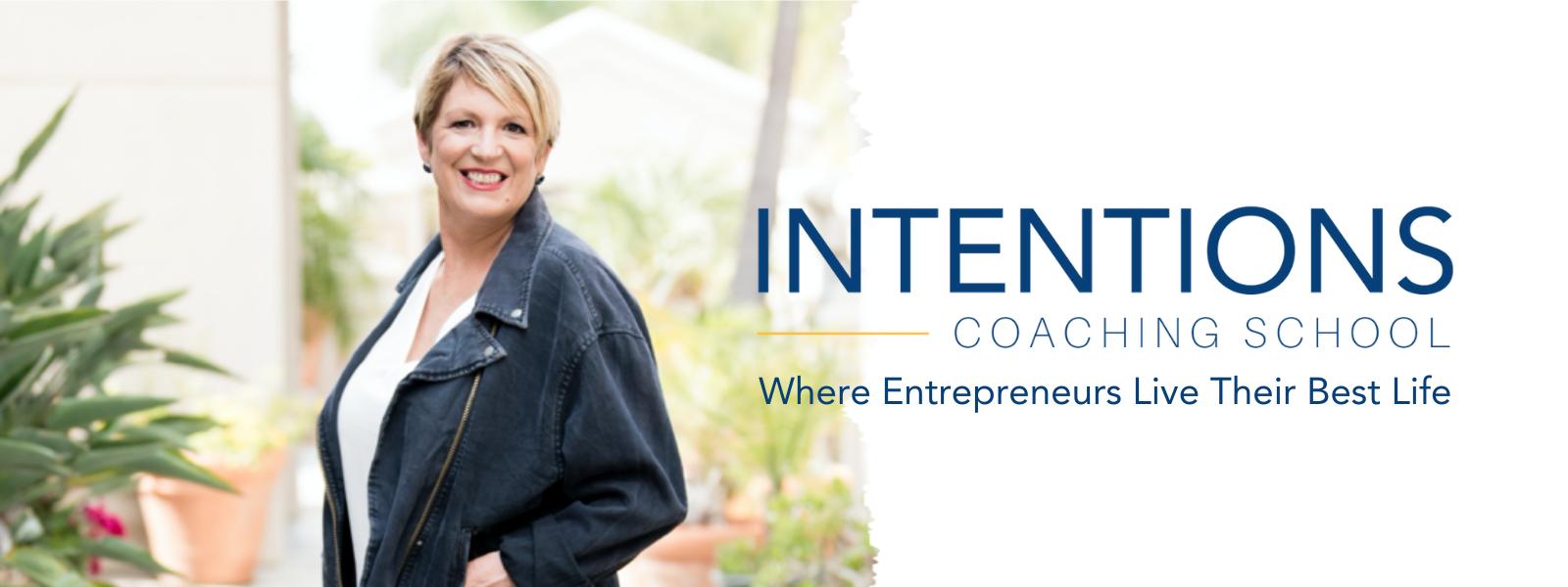INTENTIONS Coaching School - Patti Keating