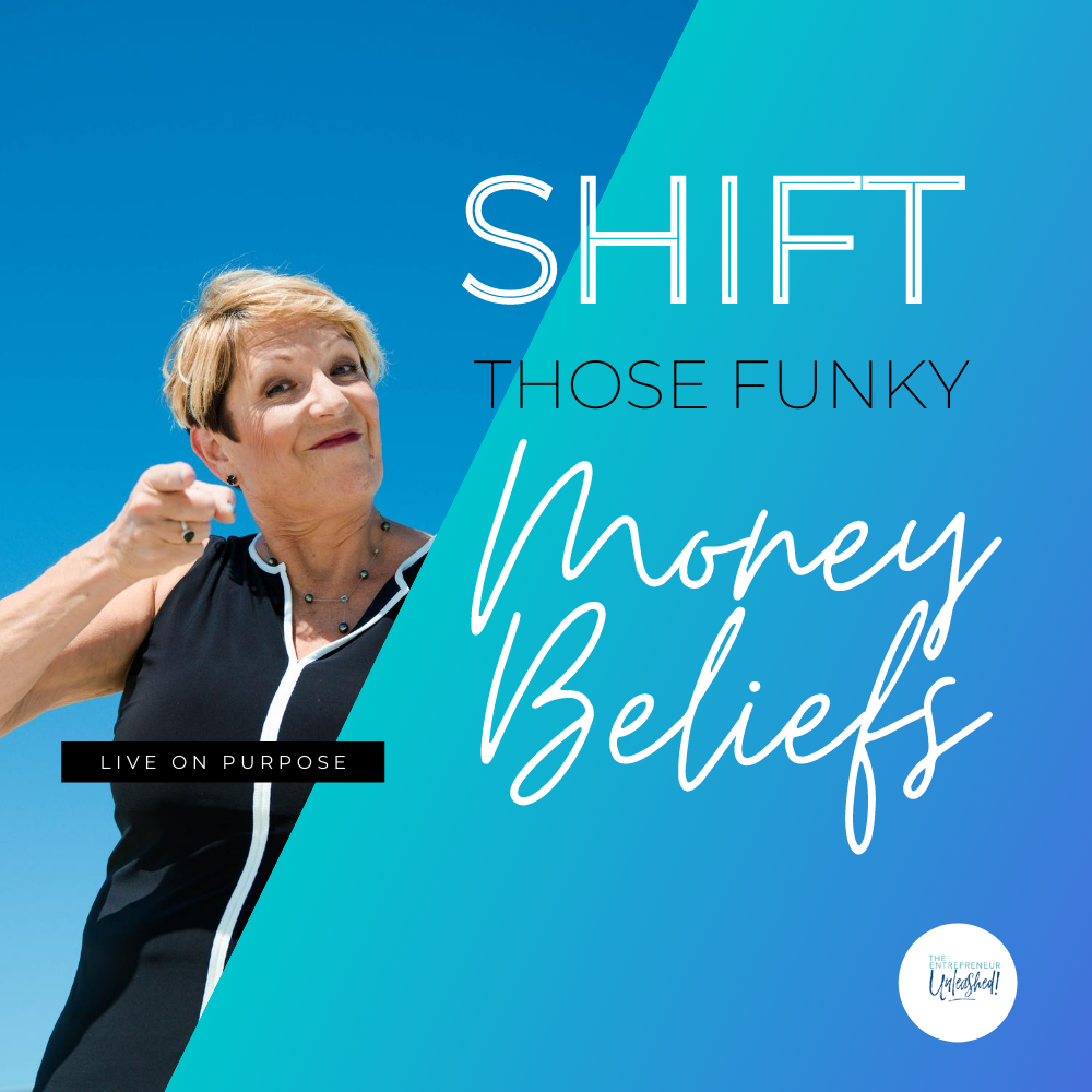 Shift Those Funky Money Beliefs - Patti Keating