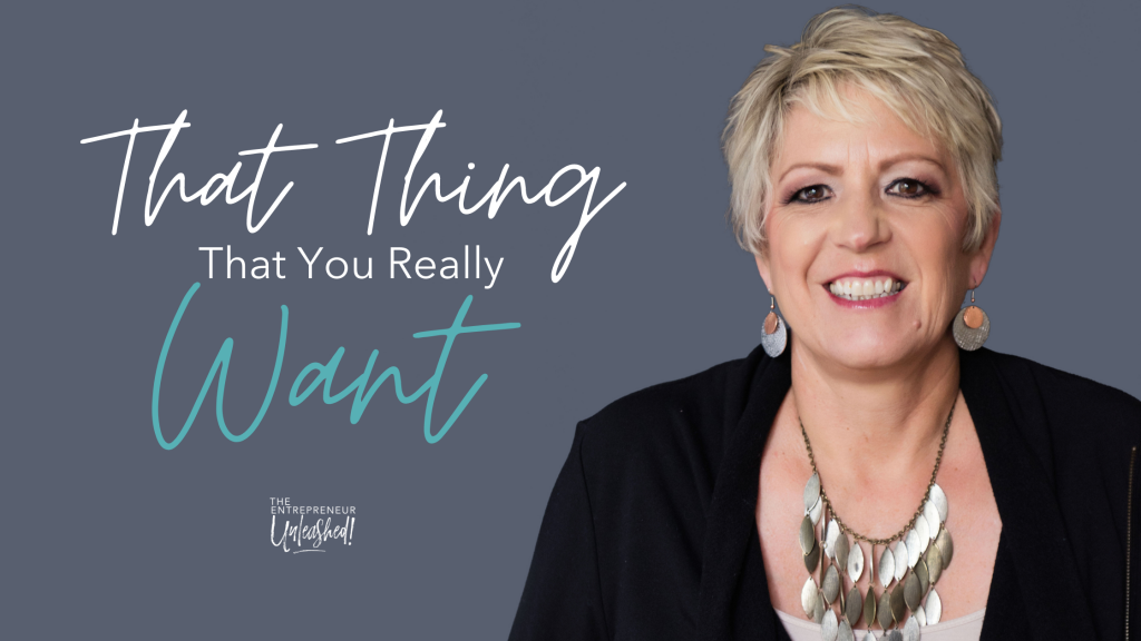 That Thing That you Really Want - Patti Keating