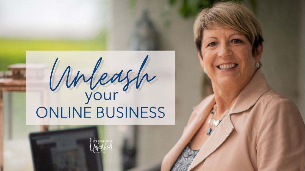 Unleash your Online Business - Patti Keating