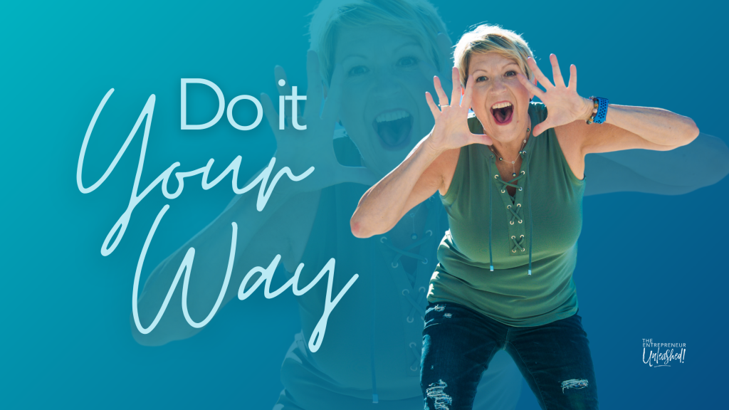 Do It Your Way - Patti Keating
