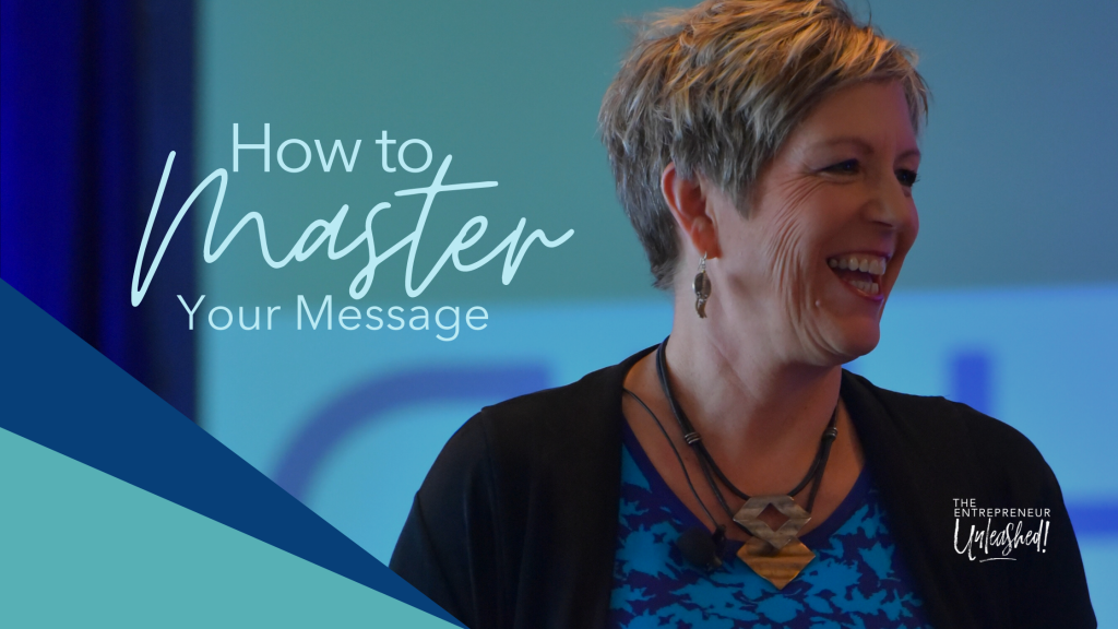 How to Master Your Message - Patti Keating