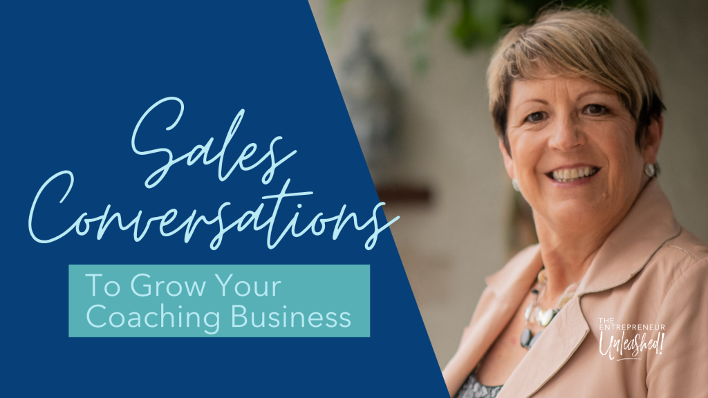 Sales Conversations To Grow Your Coaching Business - Patti Keating