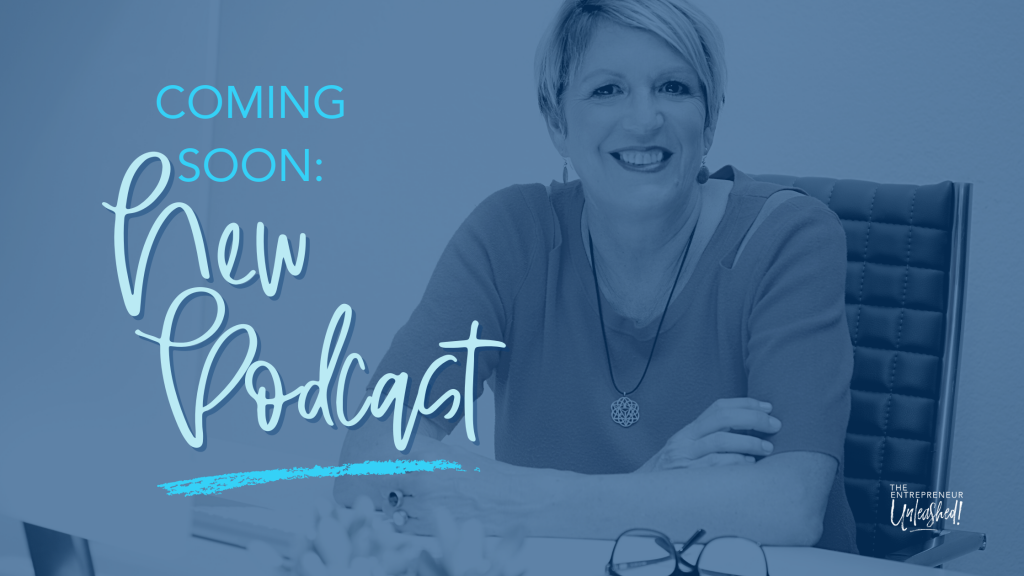 Coming Soon New Podcast - Patti Keating