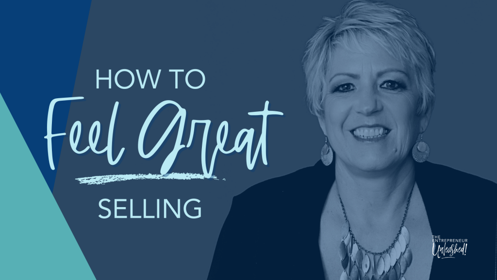 How to Feel Great Selling - Patti Keating