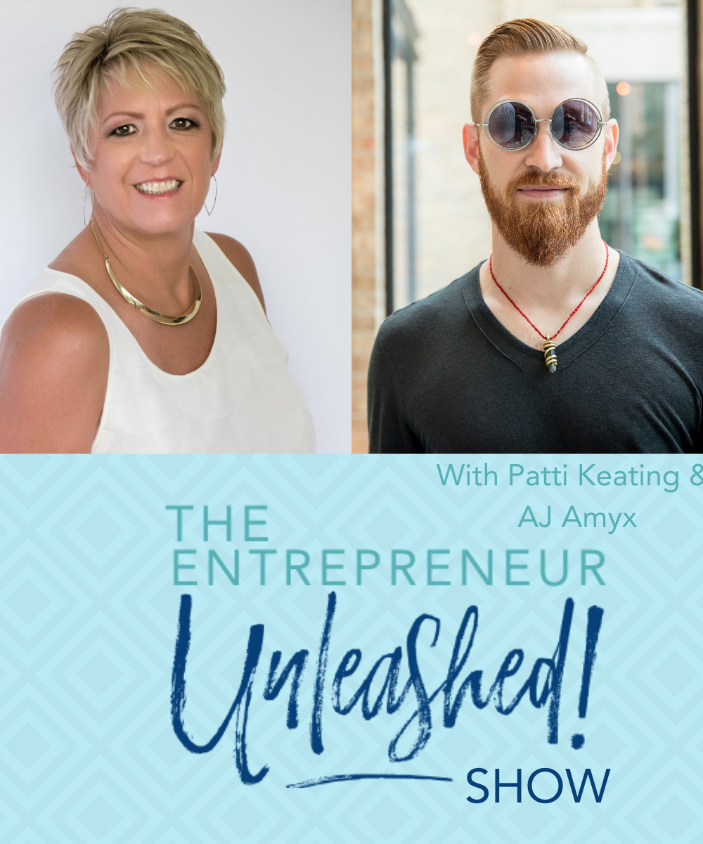 Patti Keating and AJ Amyx - Business Coaching
