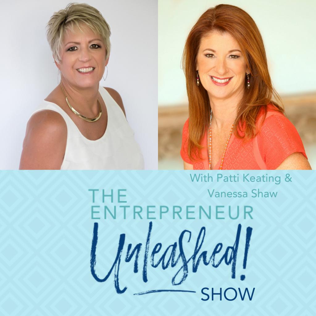Patti Keating and Vanessa Shaw - Business Coaching