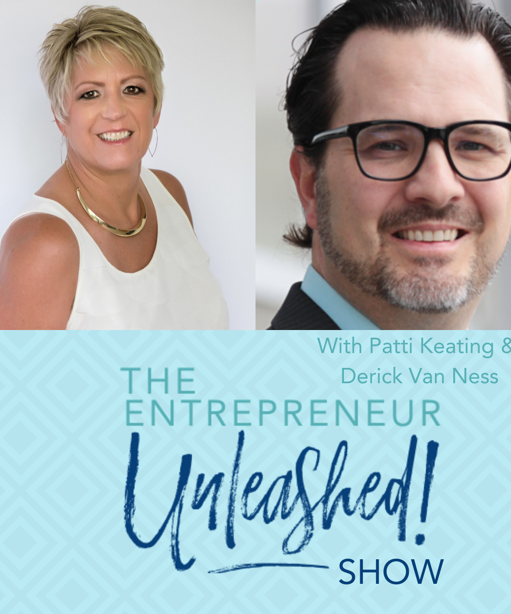 Patti Keating and Derick Van Ness - Business Coaching
