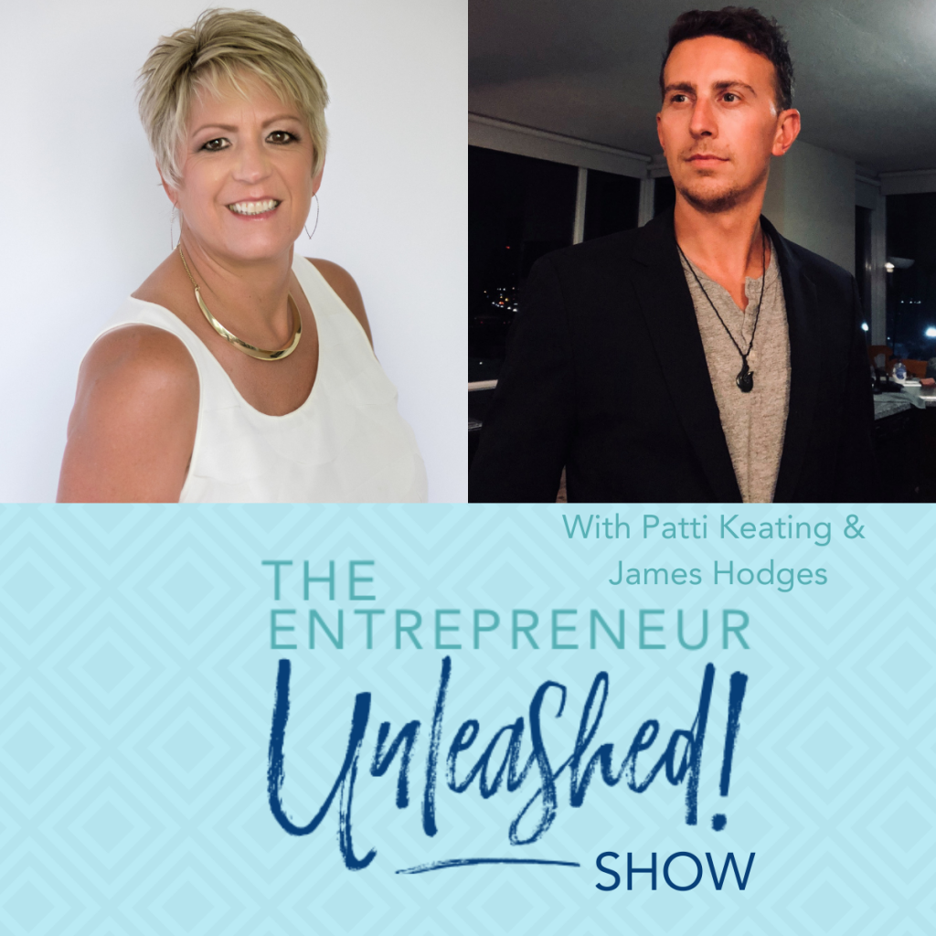 Patti Keating and James Hodges - Business Coaching