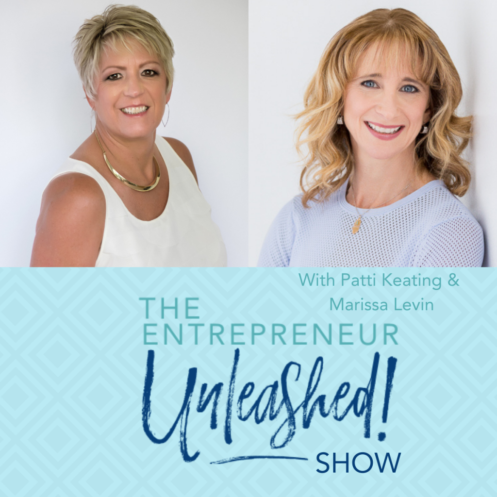 Patti Keating and Marissa Levin - Business Coaching