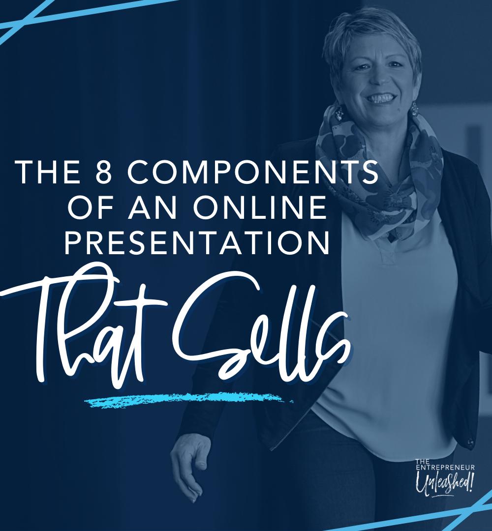 Presentation that sells